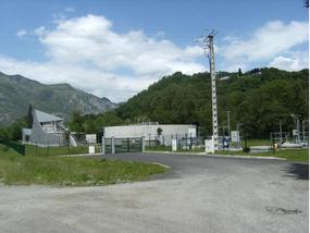 Station d'épuration mise en service en février 2009