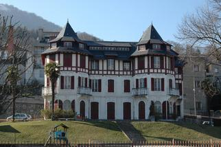 La villa Suzanne appartient à l'histoire d'Argelès-Gazost