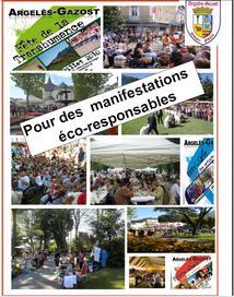 Guide des manifestations éco-responsables