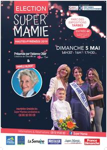 ÉLECTION DE LA SUPER MAMIE - APPEL À CANDIDATURE