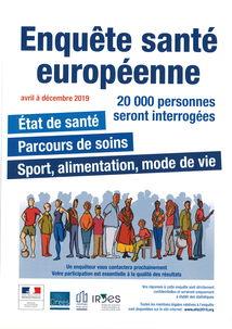 ENQUÊTE SANTÉ EUROPÉENNE 2019