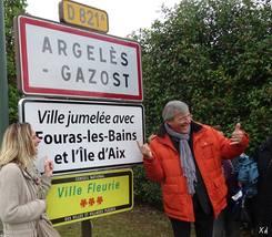 ACCUEIL DE LA DELEGATION DE FOURAS LES BAINS ET L'ILE D'AIX