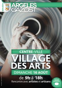 VILLAGE DES ARTS EN CENTRE-VILLE D'ARGELES-GAZOST