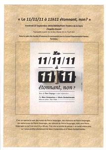 REPRESENTATION CHAMPS D'EXPRESSION - PETIT THEATRE DE LA GARE A ARGELES-GAZOST