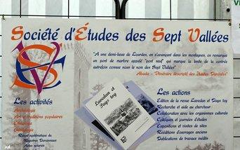JOURNÉESZ EUROPÉENNES DU PATRIMOINE AU PARC THERMAL D'ARGELES-GAZOST