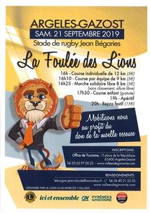 LA FOULÉE DES LIONS